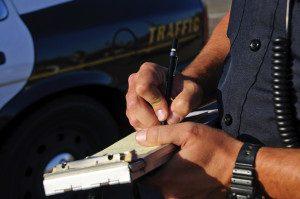 Traffic Speeding Ticket