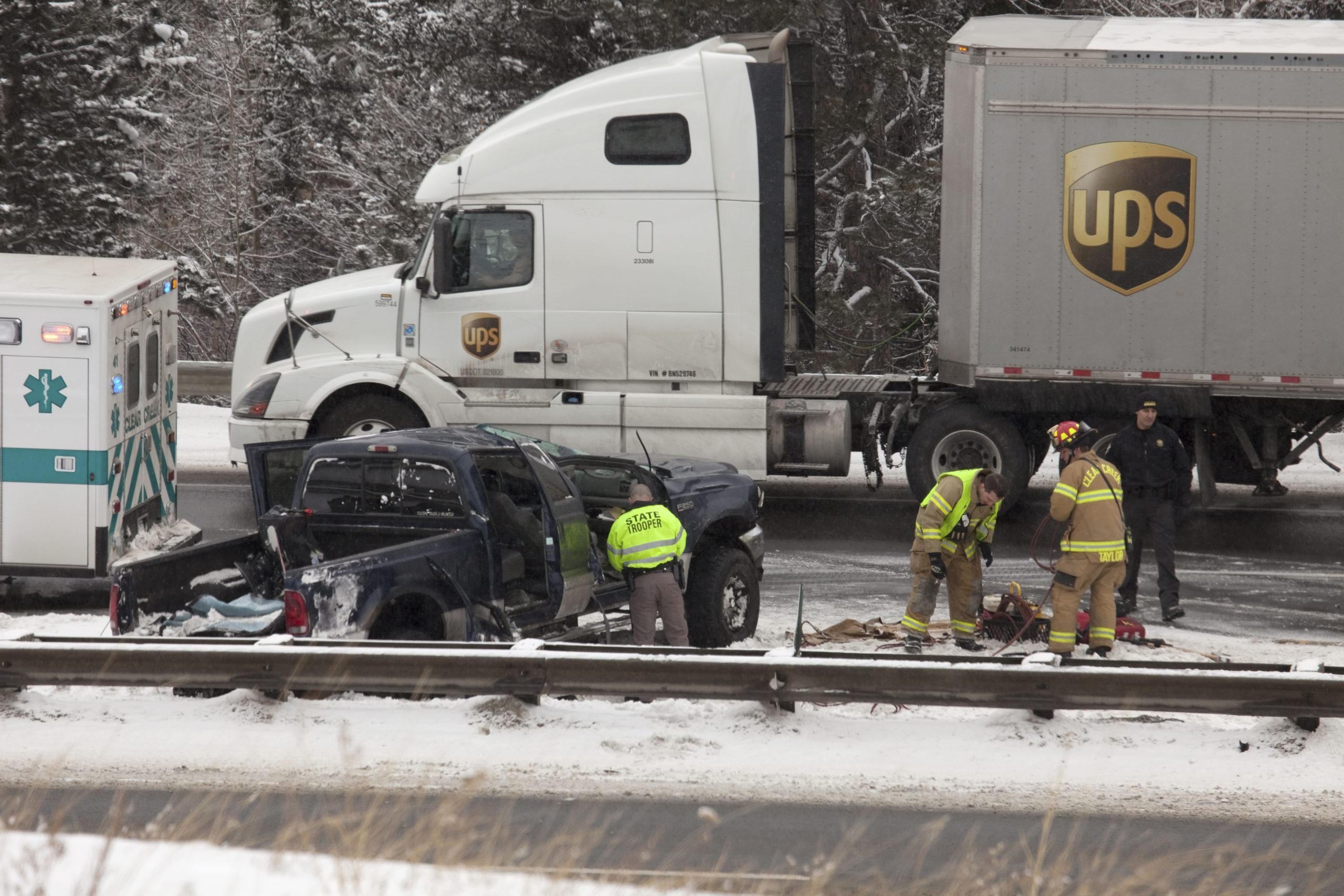 Indiana Truck Accident Lawyers